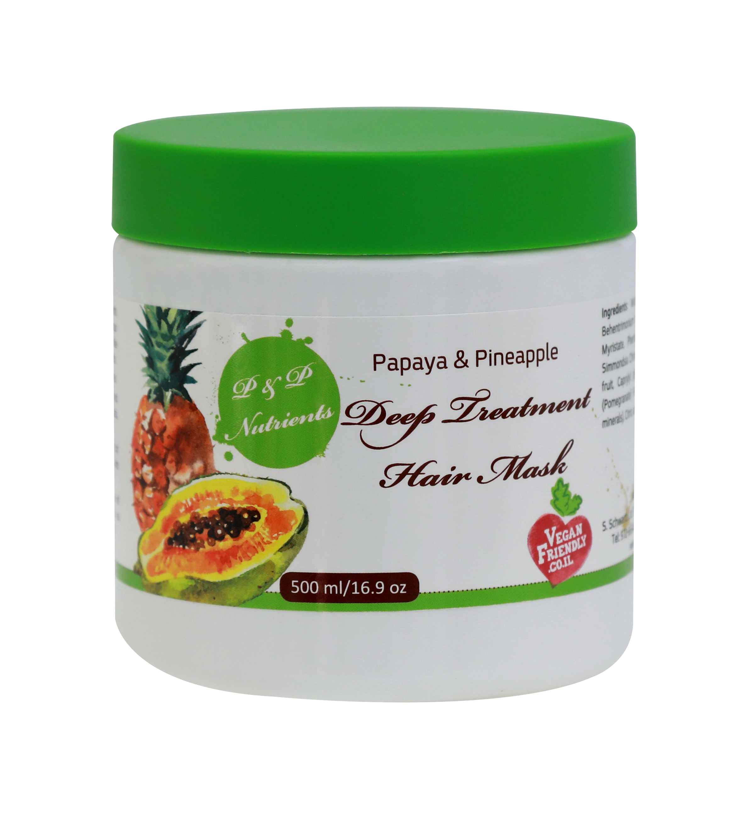 deep treatment hair mask
